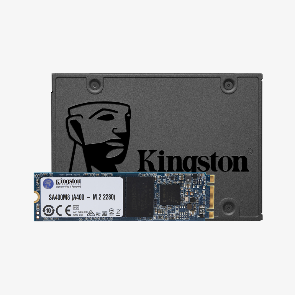 Kingston A400 solid-state drive