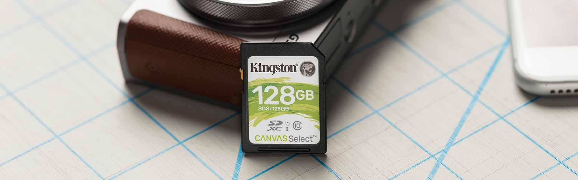 Kingston SD Memory Cards
