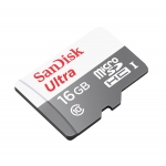 SanDisk 16GB Ultra Micro SD (SDHC) Card 80MB/s R, 10MB/s W