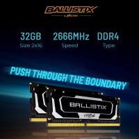 Crucial BL2K16G26C16S4B memory module 32 GB 2 x 16 GB DDR4 2666 MHz
