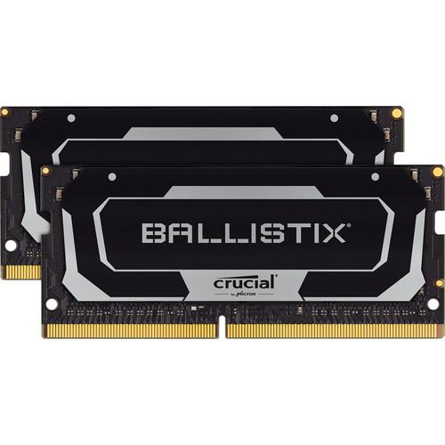 Crucial BL2K16G32C16S4B memory module 32 GB 2 x 16 GB DDR4 3200 MHz