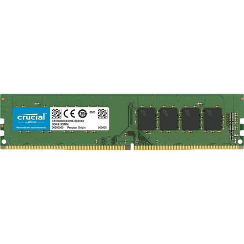 Crucial CT16G4DFRA266 memory module 16 GB 1 x 16 GB DDR4 2666 MHz