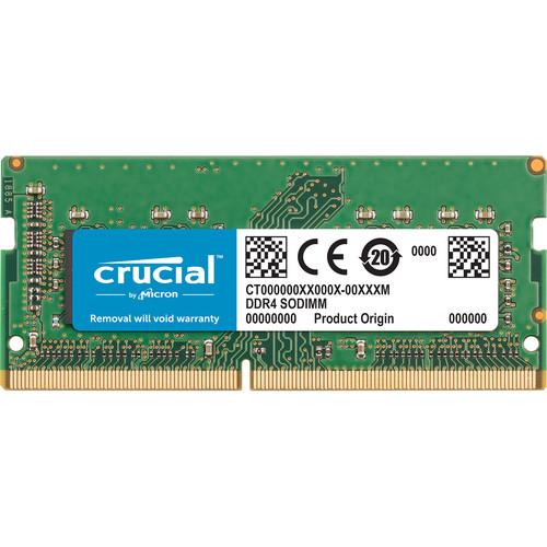 Crucial 16GB DDR4 2400 memory module 1 x 16 GB 2400 MHz