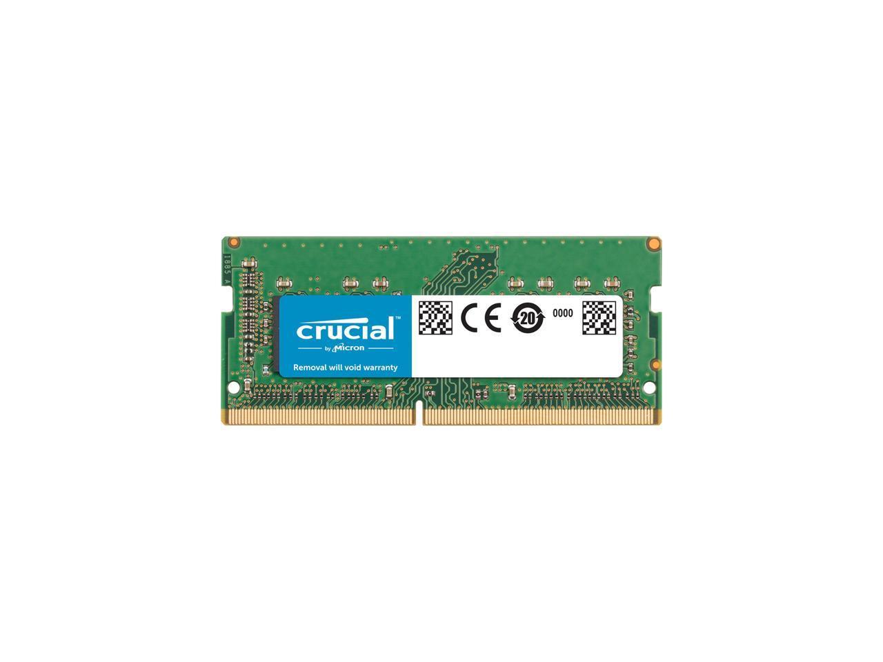 Crucial CT16G4S266M memory module 16 GB 1 x 16 GB DDR4 2666 MHz