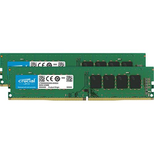 Crucial CT2K16G4DFD8266 memory module 32 GB 2 x 16 GB DDR4 2666 MHz