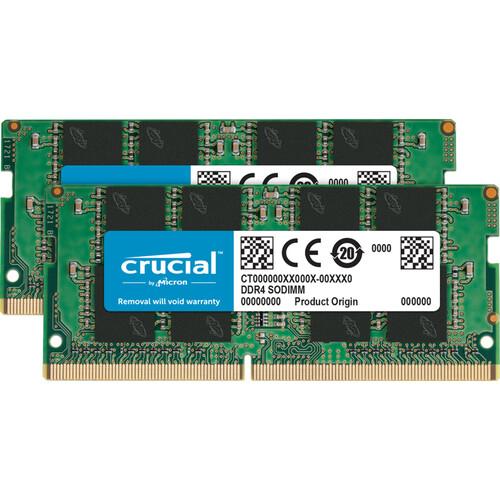 Crucial CT2K32G4SFD8266 memory module 64 GB 2 x 32 GB DDR4 2666 MHz