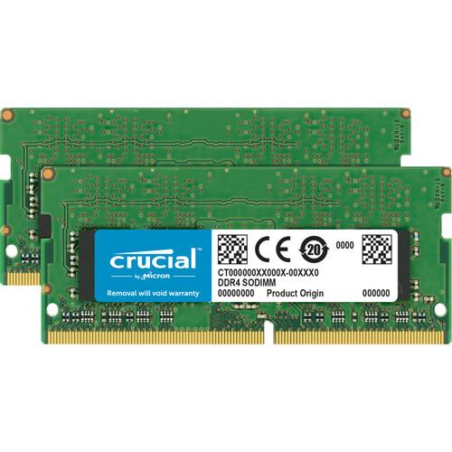 Crucial CT2K32G4SFD832A memory module 64 GB 2 x 32 GB DDR4 3200 MHz