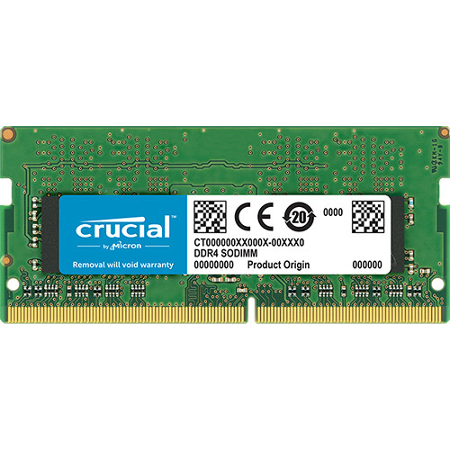 Crucial CT4G4SFS8266 memory module 4 GB 1 x 4 GB DDR4 2666 MHz