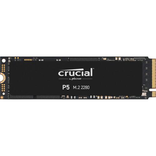 Crucial P5 14 500 GB PCI Express 3.0 3D NAND NVMe