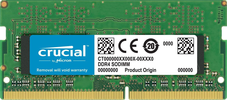 Crucial CT8G4S266M memory module 8 GB 1 x 8 GB DDR4 2666 MHz