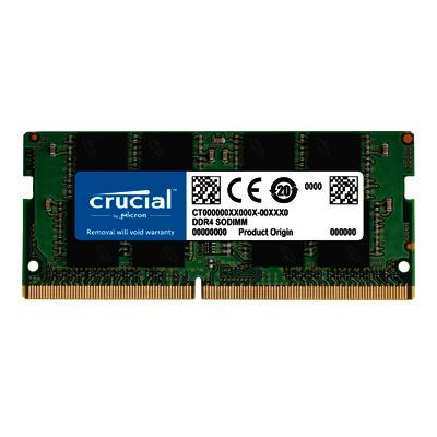 Crucial 8GB DDR4 2400 MT/S 1.2V memory module 1 x 8 GB 2400 MHz