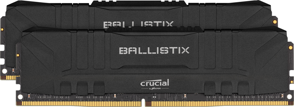 Crucial Ballistix memory module 32 GB 2 x 16 GB DDR4 3600 MHz