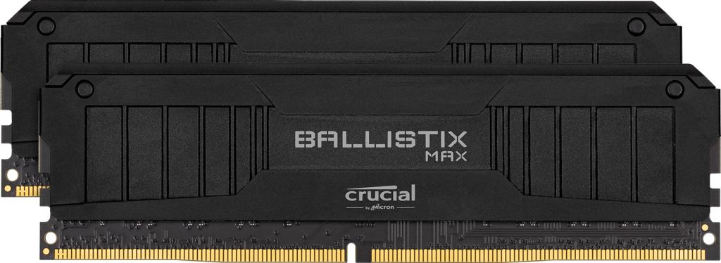 Crucial Ballistix MAX memory module 32 GB 2 x 16 GB DDR4 4000 MHz