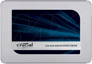 Crucial MX500 13 1000 GB Serial ATA III