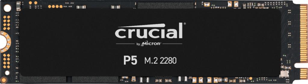 Crucial P5 14 1000 GB PCI Express 3.0 3D NAND NVMe