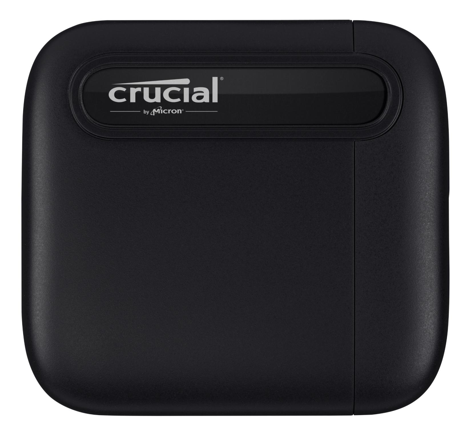 Crucial X6 1000 GB Black