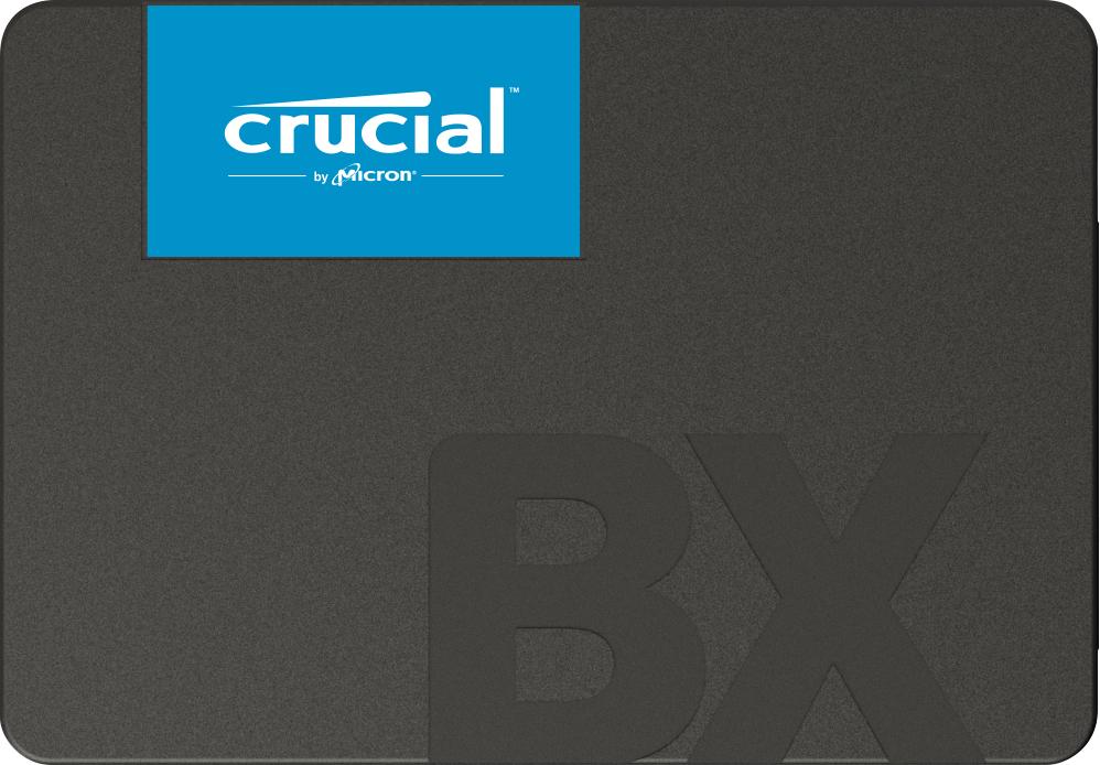 Crucial BX500 13 2000 GB Serial ATA III 3D NAND