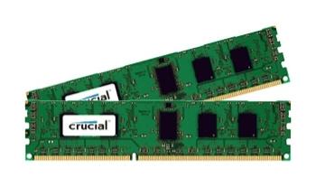 Crucial CT2K102464BD160B memory module 16 GB 2 x 8 GB 21 1600 MHz