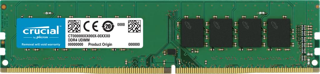 Crucial CT2K32G4DFD8266 memory module 64 GB 2 x 32 GB DDR4 2666 MHz