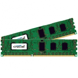 Crucial CT2K51264BD160BJ memory module 8 GB 2 x 4 GB 21 1600 MHz