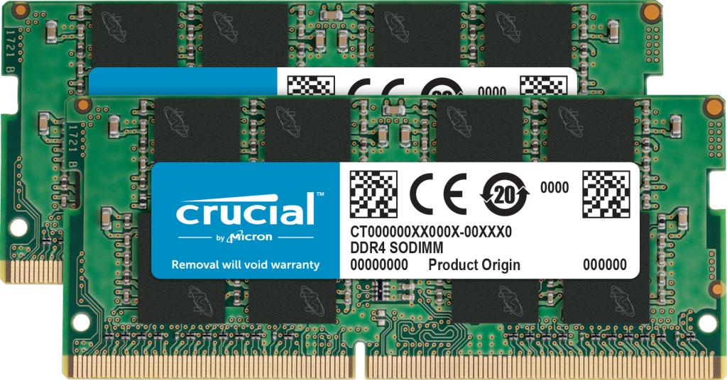 Crucial CT2K8G4SFRA266 memory module 16 GB 2 x 8 GB DDR4 2666 MHz