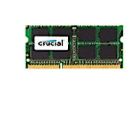 Crucial 4GB 21 memory module 1 x 4 GB 1600 MHz