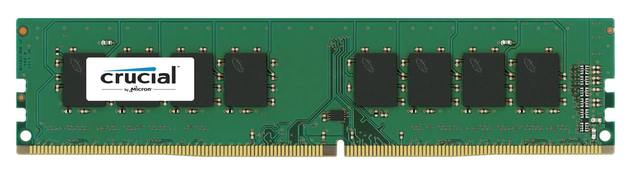 Crucial CT4G4DFS6266 memory module 4 GB 1 x 4 GB DDR4 2666 MHz