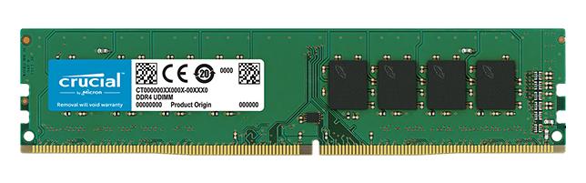 Crucial CT4G4DFS824A memory module 4 GB 1 x 4 GB DDR4 2400 MHz
