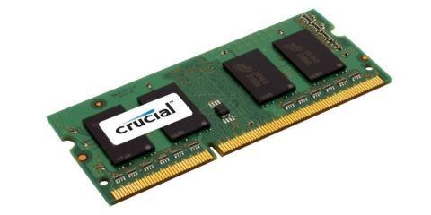 Crucial CT4G4SFS6266 memory module 4 GB 1 x 4 GB DDR4 2666 MHz