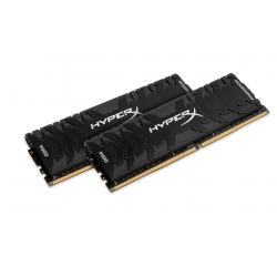 HyperX Predator HX432C16PB3K2/16 Black 16GB (8GB x2) DDR4 3200Mhz Non ECC Memory RAM DIMM