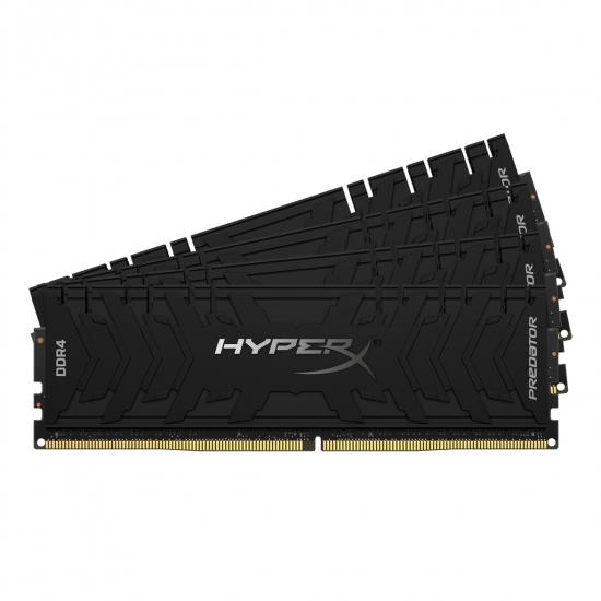 HyperX Predator HX426C15PB3K4/128 128GB (32GB x4) DDR4 2666Mhz Non ECC Memory RAM DIMM