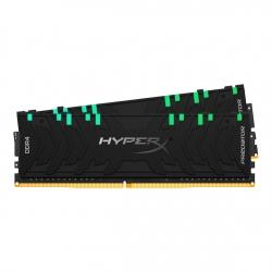 HyperX Predator RGB HX436C18PB3AK2/64 64GB (32GB x2) DDR4 3600Mhz Non ECC Memory RAM DIMM