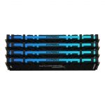 HyperX Predator RGB HX436C17PB3AK4/64 64GB (16GB x4) DDR4 3600Mhz Non ECC Memory RAM DIMM