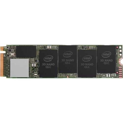 Intel Consumer SSDPEKNW010T8X1 internal solid state drive 14 1024 GB PCI Express 3.0 3D2 QLC NVMe