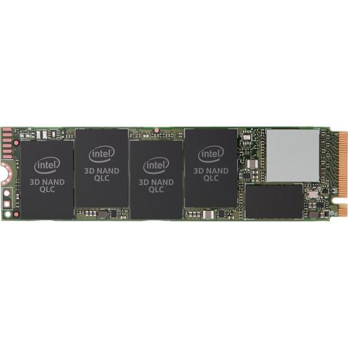 Intel Consumer SSDPEKNW020T8X1 internal solid state drive 14 2048 GB PCI Express 3.0 3D2 QLC NVMe