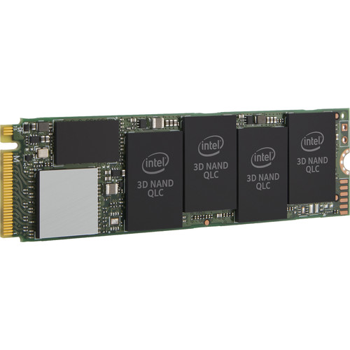 Intel Consumer SSDPEKNW512G8X1 internal solid state drive 14 512 GB PCI Express 3.0 3D2 QLC NVMe