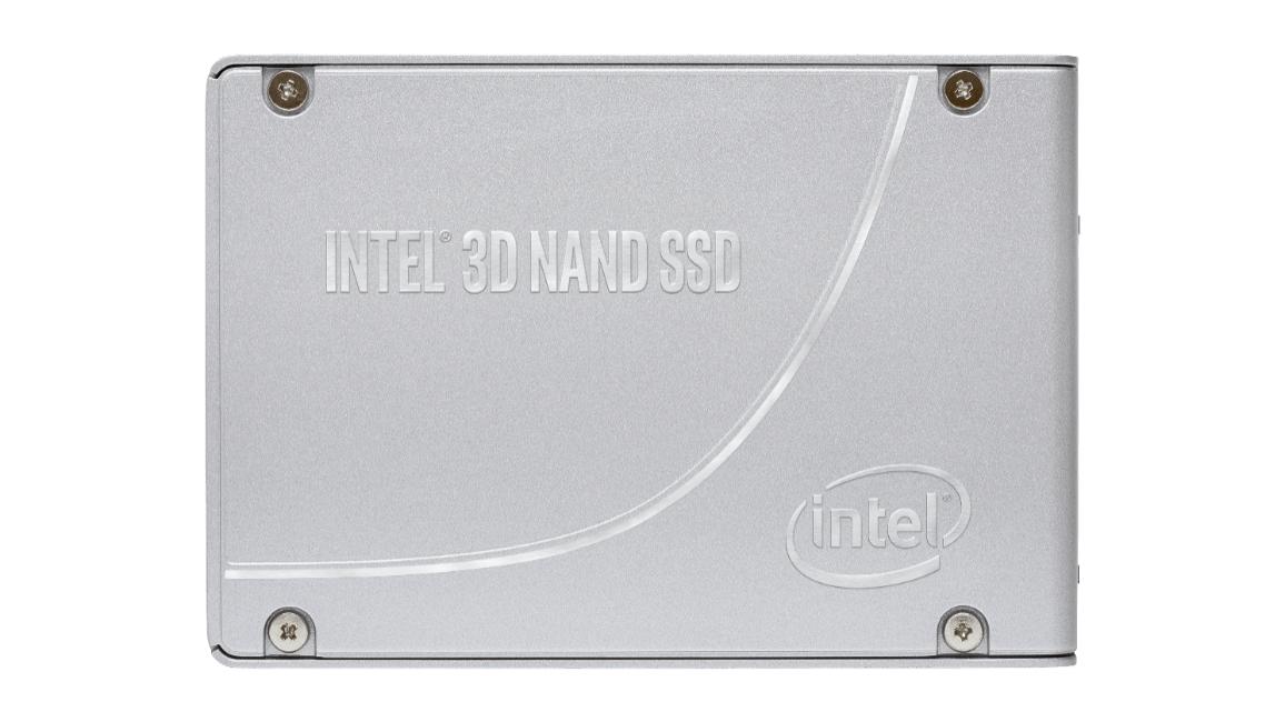 Intel SSDPE2KE076T801 internal solid state drive 43 7680 GB PCI Express 3.1 TLC 3D NAND NVMe
