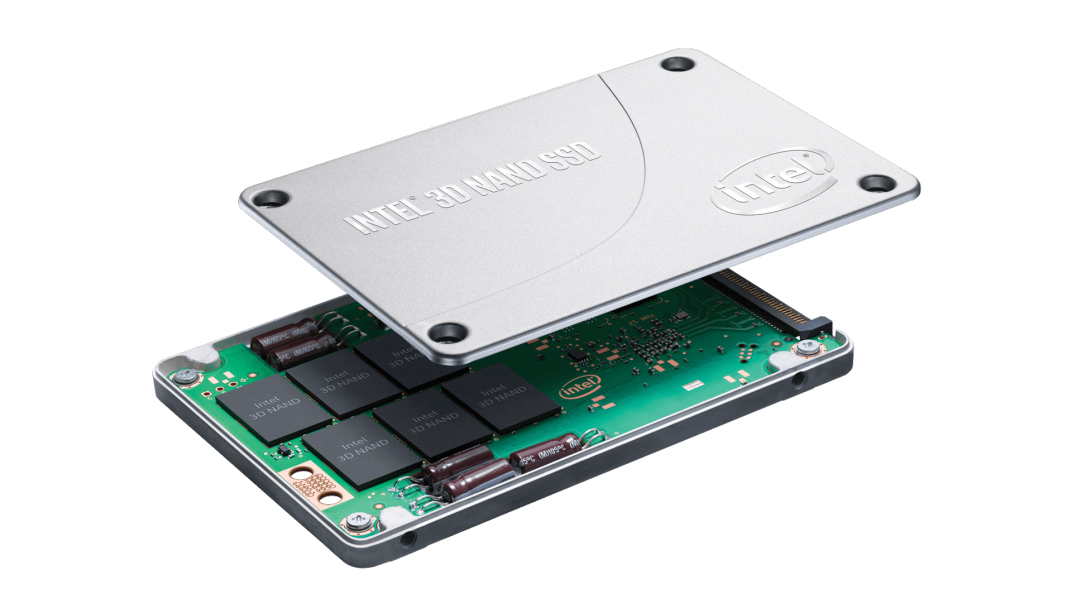 Intel DC P4501 13 1000 GB PCI Express 3.1 3D TLC NVMe