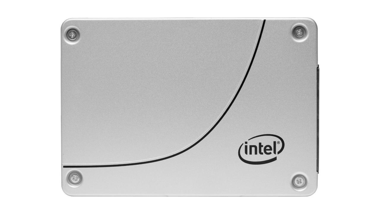 Intel SSDSC2KB038T801 internal solid state drive 13 3840 GB Serial ATA III TLC 3D NAND