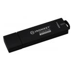 Ironkey 128GB USB 3.1 D300S Encrypted Managed Flash Drive FIPS 140-2 Level 3