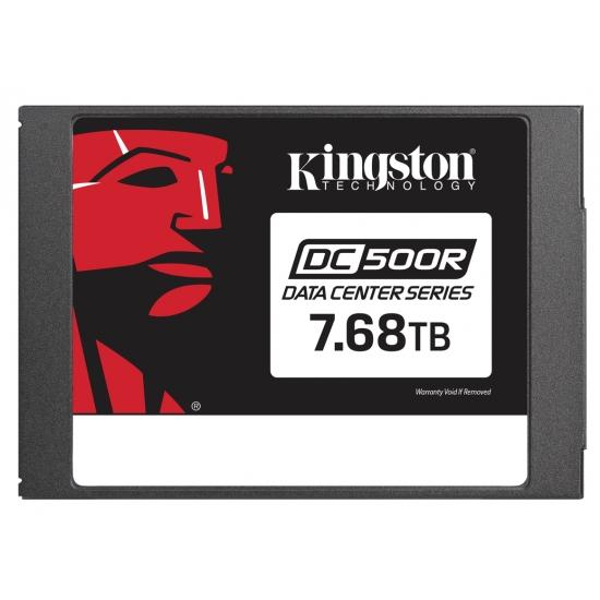 Kingston 7.68TB (7680GB) DC450R SSD 2.5 Inch 7mm, SATA 3.0 (6Gb/s), 3D TLC, 545MB/s R, 490MB/s W