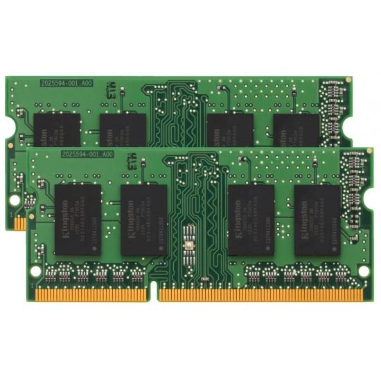 Kingston KVR13S9K2/16 16GB (8GB x2) DDR3 1333Mhz Non ECC Memory RAM SODIMM