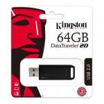 Kingston 64GB DataTraveler DT20 Flash Drive USB 2.0
