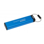 Kingston 4GB DataTraveler Encrypted Flash Drive USB 3.1, Gen1, 80MB/s
