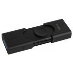 Kingston 32GB DataTraveler Duo Type-A/C Flash Drive USB 3.2, Gen1