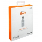 Kingston 32GB DataTraveler Bolt Duo USB 3.0 Lightning Flash Drive