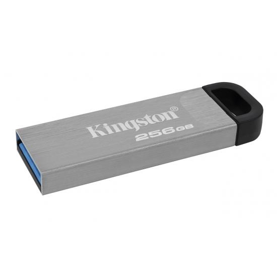 Kingston 256GB DataTraveler Kyson Type-A Flash Drive USB 3.2, Gen1, 200MB/s
