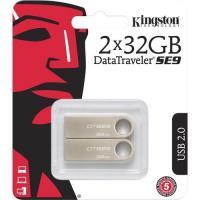 Kingston 32GB DataTraveler SE9 Flash Drive USB 2 0 2-Pack