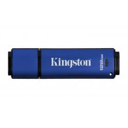 Kingston 128GB DataTraveler Encrypted Flash Drive USB 3.0
