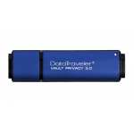 Kingston 8GB USB 3.0 DTVP30 Encrypted Managed Flash Drive
